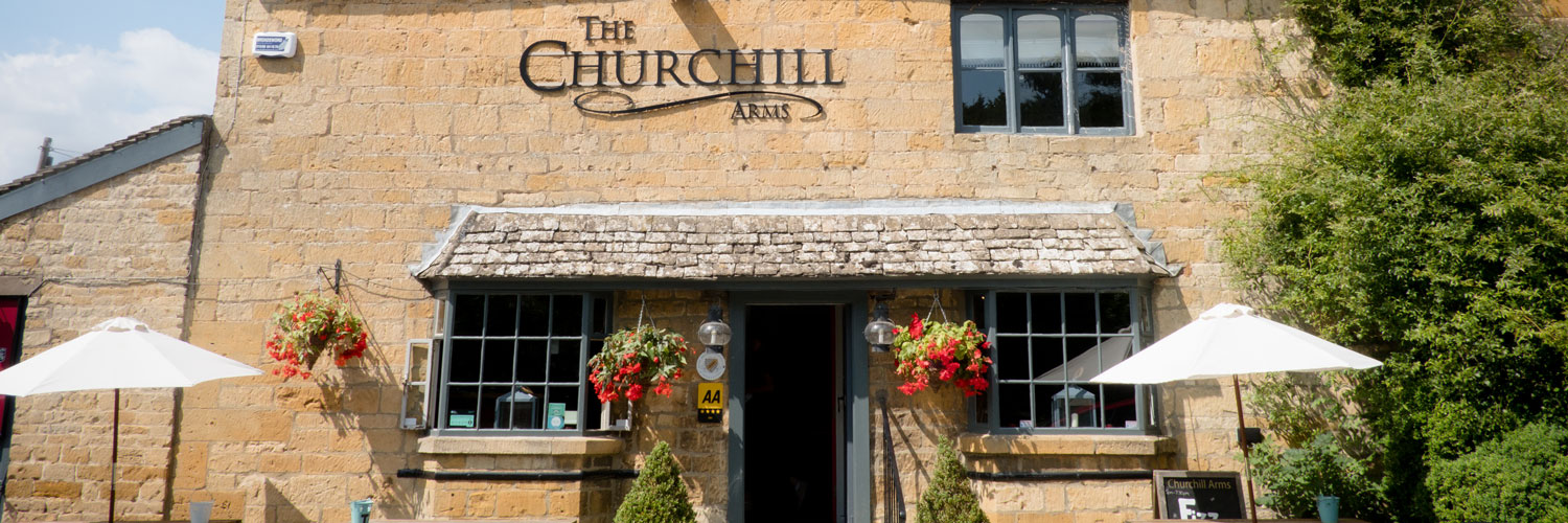 Churchill Arms - Food and Wine Pairing 1