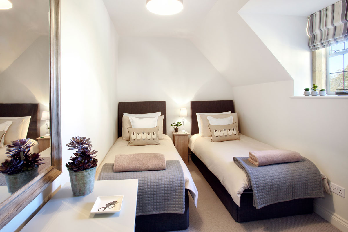 1-Glebe-Cottages-Twin-Room-Country-Idyll-Cottages