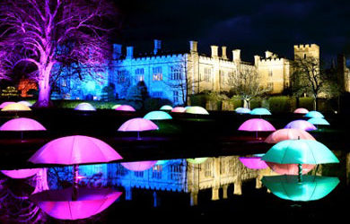 Sudeley Castle & Gardens Spectacle of Light