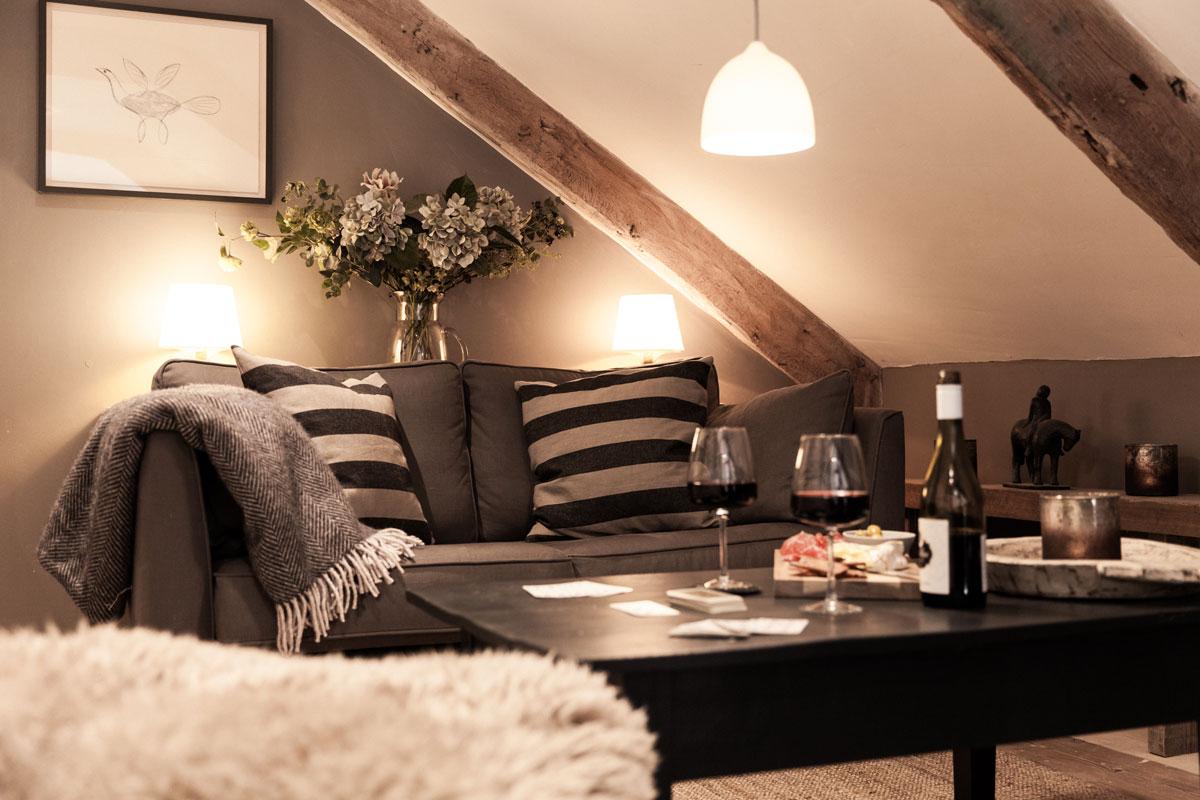 Hayloft-Lounge